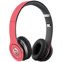 Coral Skin for the Beats Solo HD by skinzy.com