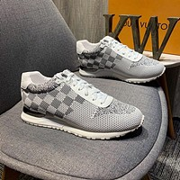 lv louis vuitton womans mens 2020 new fashion casual shoes sneaker sport running shoes 296