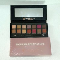Renaissance eye shadow 14 color eye shadow velvet [11604436303]