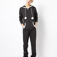 Esprit Teddy Patch Onesuit