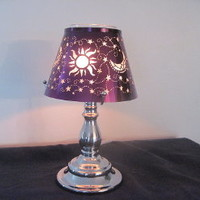 Sun & Moon Scented Touch Lamp Oil Warmer. $5 shipping