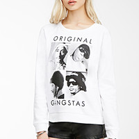 Original Gangstas Graphic Sweatshirt