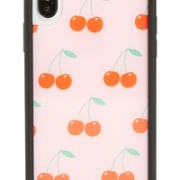 Wildflower Cherries iPhone X Phone Case | Nordstrom
