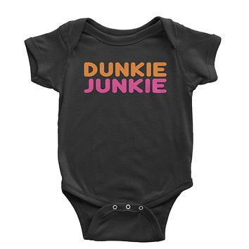 Dunkie Junkie Infant One-Piece Romper Bodysuit