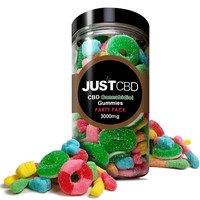 JUST CBD Gummies 3000mg