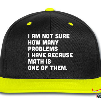 Not sure how many problems, math one of them Snapback