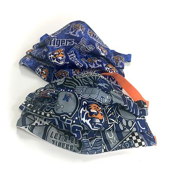 University of Memphis Washable Face Mask - Protective Face Covering