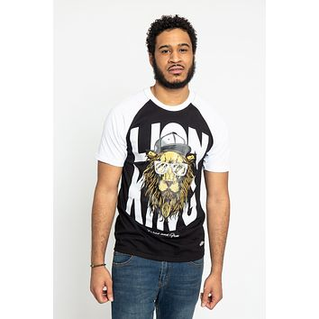 Raglan Lion King T-Shirt