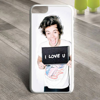 One Direction Harry Styles I Love You iPhone 6 Plus Case  Sintawaty.com
