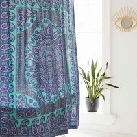 Magical Thinking Sidi Medallion Shower Curtain