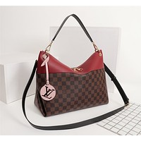 lv louis vuitton newest popular women leather handbag tote crossbody shoulder bag satchel 77