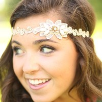 Pearly Girl Headband