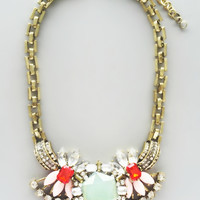 Astrial Statement Necklace