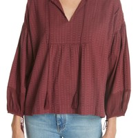 THE GREAT. The Panel Tunic Top | Nordstrom