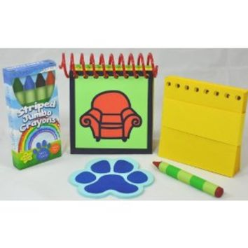 Handcrafted Handy Dandy Notebook inspired DRY ERASE notebook