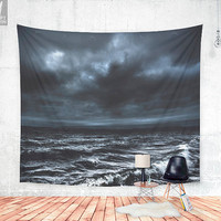 Im fading again Wall tapestry