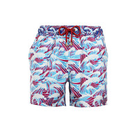 Mazu Swimwear Trunks China Sea Purple