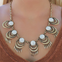 Traditional Art Necklace