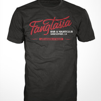 Fangtasia T-Shirt - true blood, tv tee shirt, mens gift, womens gift, vampires, horror tshirt,  sam, suki, bill, eric, merlotte's