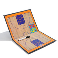 New Professional Basketball Strategy Board Tactics Board basketball Coaching Board luxury Version of Football Tactics Board