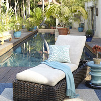 South Hampton Outdoor Chaise
