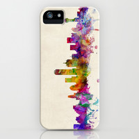 Dallas Texas Skyline iPhone & iPod Case by artPause | Society6