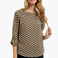 High Point Blouse $36