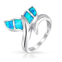 Bling Jewelry Whale of a Tail Ring