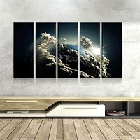 Amazing Earth Canvas Set