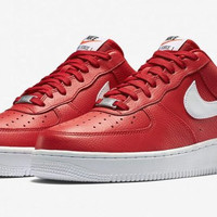 Nike Air Force 1 Low ?€?University Red?€?