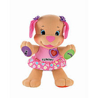 Fisher-Price Laugh and Learn Love to Play Sis' Puppy
