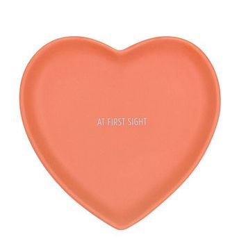 At First Sight Heart Trinket Tray