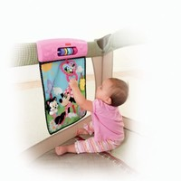 Fisher-Price Disney Baby Minnie Mouse Playard Activity Panel