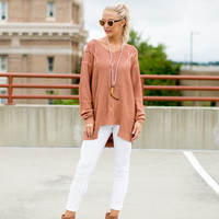 Some Days Lovin' Patti Knit Tunic
