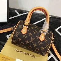 LV Fashion Classic Women Shopping Bag Leather Crossbody Satchel Shoulder Bag Handbag I-AGG-CZDL