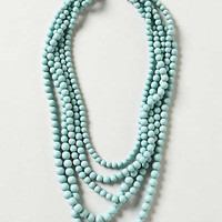 Anthropologie - Seabreeze Beaded Necklace