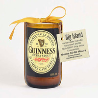 Guinness Extra Stout Bottle Candle US Shipping Included