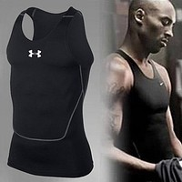 Men's Under Armour Sleeveless Sport Vest Tank Top