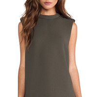 camilla and marc Vertex Top in Olive