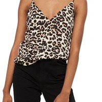 Topshop Leopard Print Camisole | Nordstrom