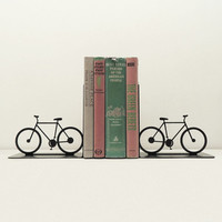 Steady Ride Bookends - Set of 2
