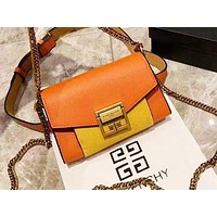 Givenchy fashion versatile small square bag shoulder chain bag 1#