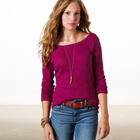 AE Favorite T-Shirt | American Eagle Outfitters