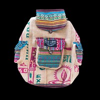 Recycled Travel Backpack - Agra