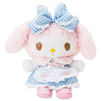 My Melody Plush Doll Dressed Up SANRIO JAPAN