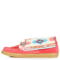 TEMPA Aztec Mocassins - View All  - Shoes