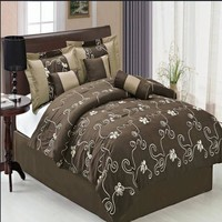 Covington Coffee 11 Piece Bed in a Bag