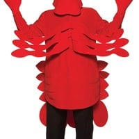 Lobster Costume for Halloween 2017