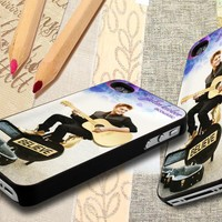 justin bieber acoustic - iPhone 4 / iPhone 4S / iPhone 5 / Samsung S2 / Samsung S3 / Samsung S4 Case Cover