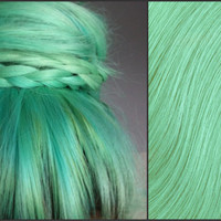 MINT PASTEL Semi-Permanent Vegan Hair Dye 8 oz.